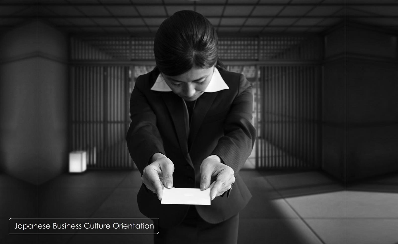Japanese Business Culture Orientation